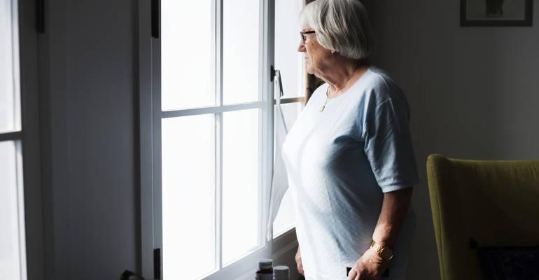 Alarme à domicile pour les personnes âgées
