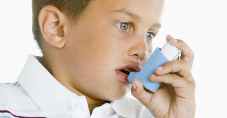 Asthme : symptôme et traitement